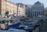 il Canal Grande a Trieste